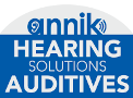 Annik Hearing Solutions Auditives Logo